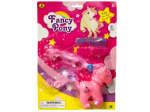 Fancy Pony with Brush & Comb Play Set