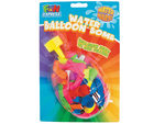 Water Balloon Bombs with Filler
