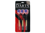 Hard Tip Darts with American Flag Design