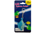 LED Animal Light Key Chain with Sound