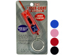2 In 1 Laser Light Key Chain