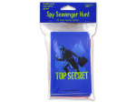 spy scavenger hunt game cards 24 glue game cards per pack