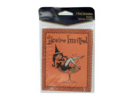 Bewitched Halloween Party Invitations