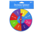 Retirement decision spinner