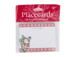 Santa Swing Place Cards