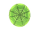 Spiderweb Bowl for Halloween