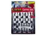 Chess game set