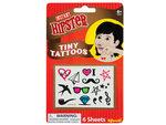 Hipster Tiny Temporary Finger Tattoos