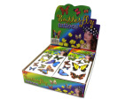 Butterfly Temporary Tattoos Countertop Display