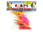 Ball pop party favors