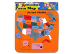 USA Foam Map Set