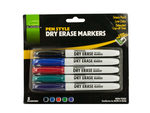 Pen Style Dry Erase Markers Set