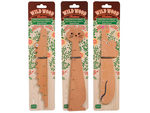 Wild Wood Animal-Shaped Ruler