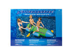 Outrigger Pool Inflatable with Paddles