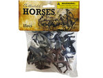 15 piece horse play set