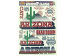 Arizona Wildcats window clings