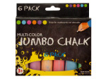 Multi-Color Jumbo Chalk Set