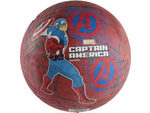 "Captain America 8.5"" Rubber Playground Ball 8.5"""
