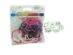 Vampire stretchy bands, pack of 24