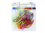 Rocker stretchy bandz bracelets, pack of 24