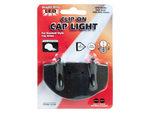 Clip On 5 LED Cap Light