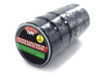 Black Electrical Tape Set