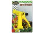 Plastic hose nozzle