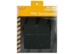 Wet Sandpaper Set