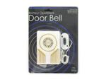 Battery-operated door bell