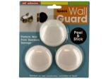 Self-Adhesive Doorknob Wall Guard Set