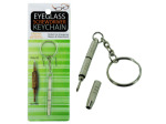 Eyeglass Screwdriver Key Chain