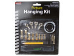 Picture Hanging Kit with Level