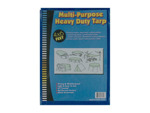 Multi-purpose heavy duty tarp
