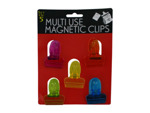 Magnetic clip set