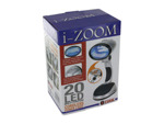 i-Zoom cordless power light