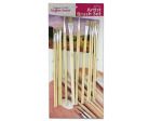 Artist brush set, pack of 12