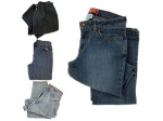 assorted demin pants