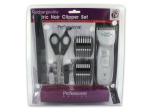 Rechargeable Hair Clipper Set with Accessories