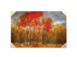 Touches of Red Fine Art Canvas
