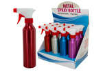 Aluminum Spray Bottle Countertop Display
