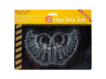 Hex Key Set