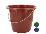 plastic bucket with handle