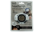 LED Headlamp with 4 Mode Settings
