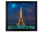 Paris Nightscape Light Up Art