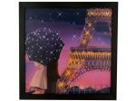 Paris Love Light Up Artwork