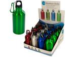 15 oz. Aluminum Water Bottle Countertop Display
