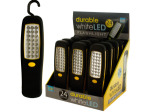 Hanging 24 LED Work Light Countertop Display