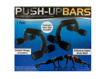 Push-Up Exercise Bars