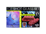 Ice Shot Glass Set With Bonus Tray