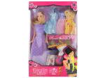 Pretty Girl Fashion Doll with Dresses